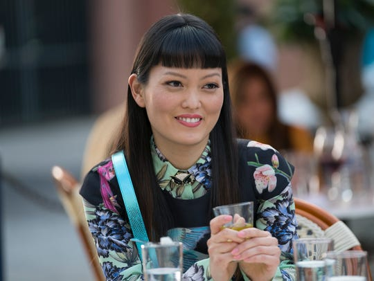 In 'Pitch Perfect 3,' Hana Mae Lee resumes her role
