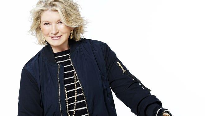 Martha Stewart will headline the azcentral.com Food & Wine Experience on Saturday, Nov. 4.