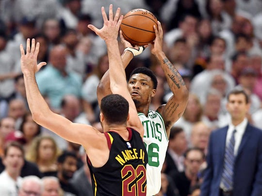 Marcus Smart is a defensive difference maker, but struggles