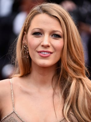 Hot star alert: Blake Lively wows Cannes Film Festival in ...