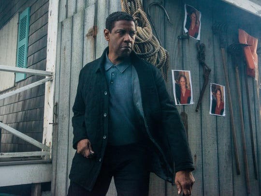 Denzel Washington doles out justice anew as retired