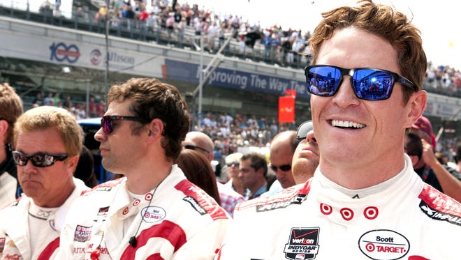 Scott Dixon will be aiming for his fifth IndyCar Series championship and his second Indianapolis 500 victory in 2016.