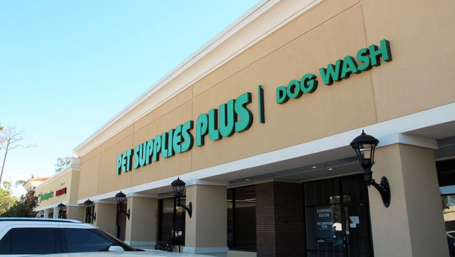 Pet Supplies Plus is coming soon to a space that previously was a fitness center and dollar store at Kings Lake Square on Davis Boulevard in East Naples.