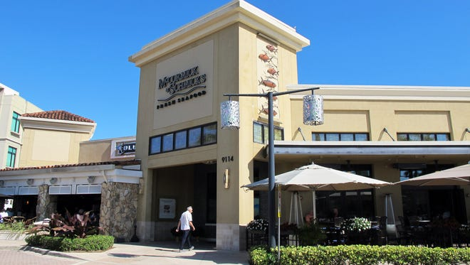 Easter Sunday was the last day of business for McCormick & Schmick's restaurant and bar at Mercato in Norrth Naples.