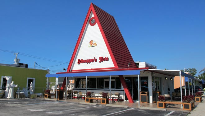 Schnapper's Hots recently opened in the decades-old Dairy Queen location on the northeast corner of U.S. 41 and Fourth Avenue North in Naples.