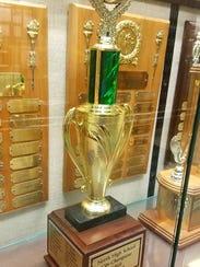 North High School's 1960 Evansville City baseball championship