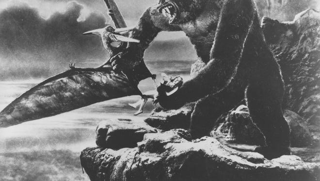 """""""King Kong"""" will kick off the Elsinore Theatre's Wednesday Film Series at 7 p.m. Wednesday, Jan. 10."""