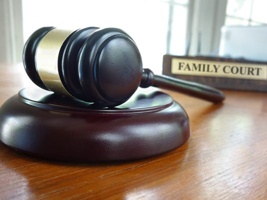 Family Court gavel