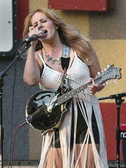 Lucie Silvas will be among the acts performing during the Grand Ole Opry show at this year's Bonnaroo Music & Arts Festival.