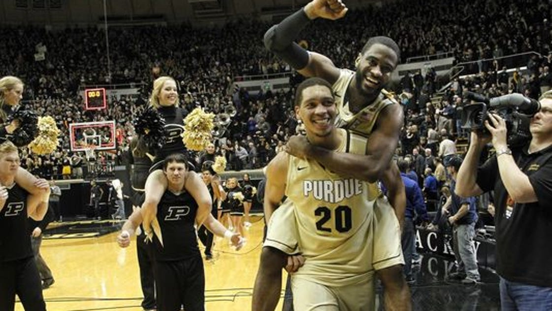 Purdue basketball managing expectations