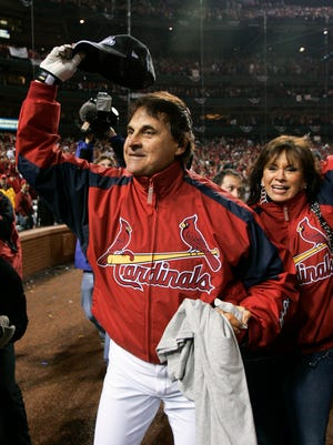 Tony La Russa managed the St. Louis Cardinals to World Series championships in 2006 and 2011.