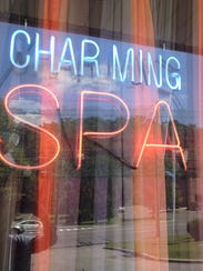 Charming Spa on Central Park Avenue was one of seven