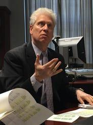 Westchester County Legislator Michael Kaplowitz said