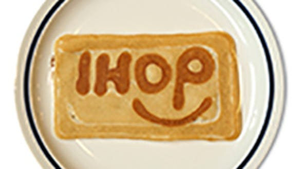 IHOP unveiled its new logo this week.