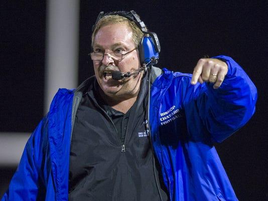 Guerin Catholic vs. Bishop Chatard Varsity Football