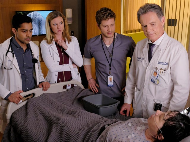 The Resident' review: Fox's medical drama can't save itself