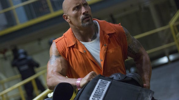 AP FILM REVIEW THE FATE OF THE FURIOUS A ENT