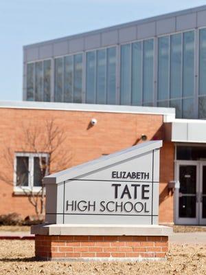 Elizabeth Tate High School