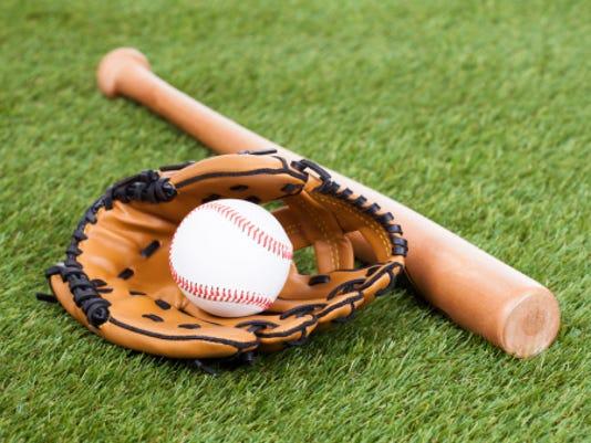STOCK-Baseball