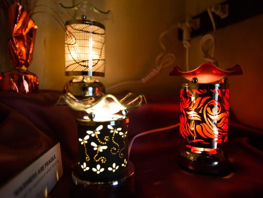 Warmers located at Scentchips in Mesilla,NM are operated