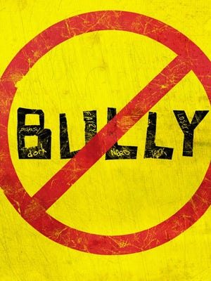 "Poster for the film ""Bully"" which highlighted anti-bullying efforts."