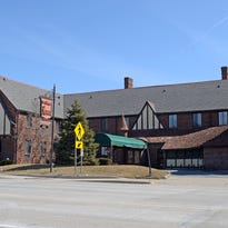 The St. Clair Inn sits idle Sunday in St. Clair.