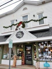 Vintage Market 101 is at 27 Minnesota Street West in downtown St. Joseph, next door to the Minnesota Street Market.