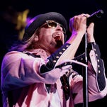 Kid Rock through the years