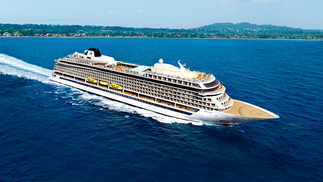 The 928-passenger Viking Star, debuting in May 2015, will be the first ship for a new line called Viking Ocean Cruises.