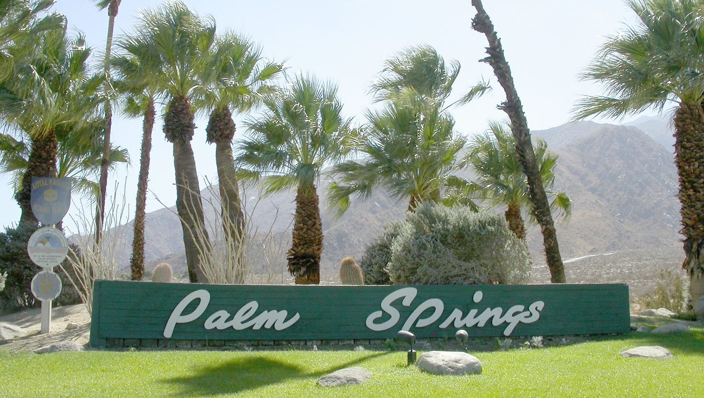 Desert sun letter time for ps vacation rentals do over for Travel to palm springs