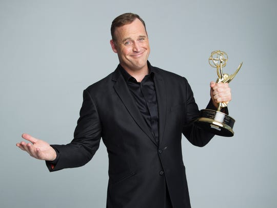 Emmy-winning TV host Matt Iseman will perform this
