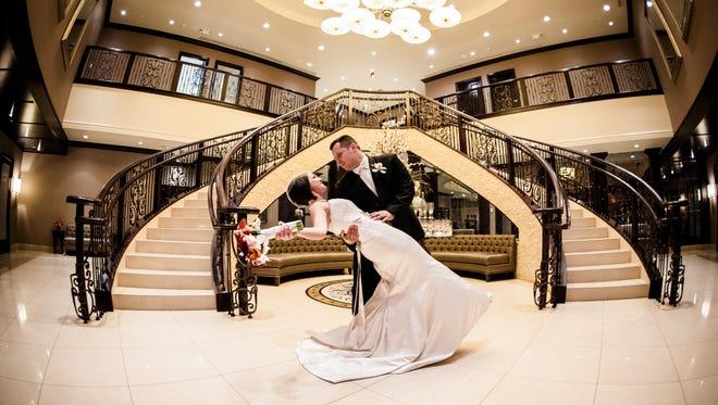 The Imperia hosts modern, elegant and upscale weddings.