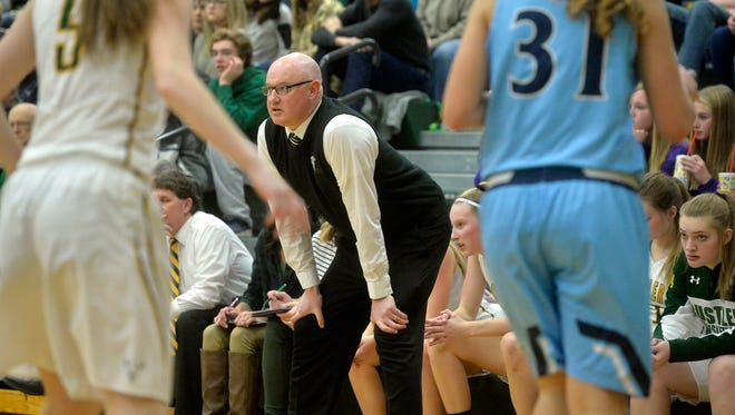 The C.M. Russell High girls' basketball team fell to Kalispell Flathead Saturday, while Great Falls High dropped a decision to Kalispell Glacier.