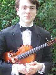 David Forman, viola.