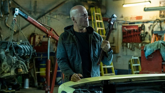 "Bruce Willis in ""Death Wish."""