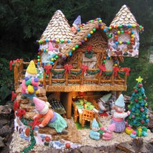 Show off your gingerbread house-making skills to win big cash prizes this fall in the SoGo Gingerbread House Contest.
