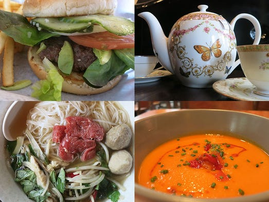 So many new restaurants opened late this year, you