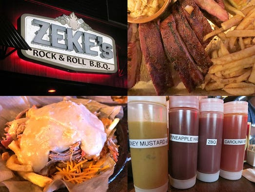 New barbecue restaurant on West Nine Mile features