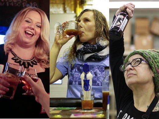 An increasing number of women are making and drinking