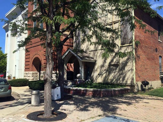 Bethel ame church was once the center of indianapolis african