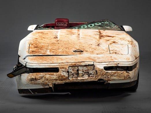 General Motors designers have begun the painstaking