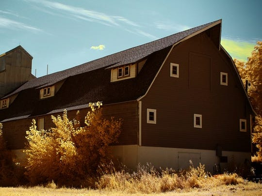 Little Swan Lake Winery has a bed and breakfast inside a renovated grain elevator in Estherville.