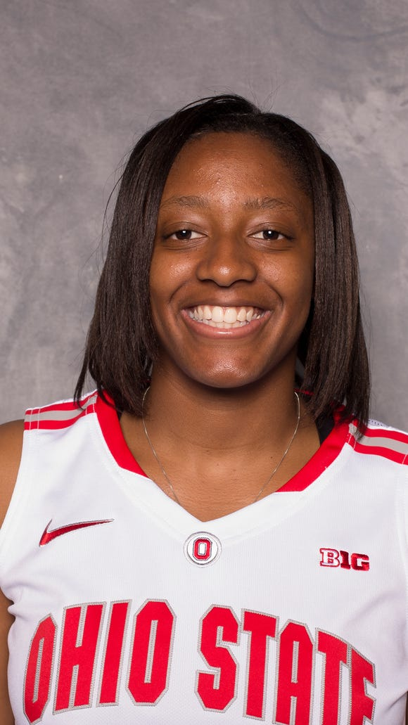 Kelsey Mitchell leads the nation in points per game