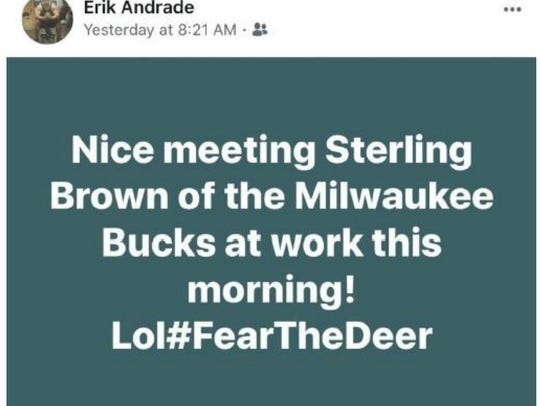 Sterling Brown's lawsuit against the Milwaukee Police