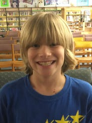 Isaac Scalabrin attended TCPalm columnist Anthony Westbury's