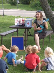 Julia Lee (pictured) comes to Manitowoc Public Library