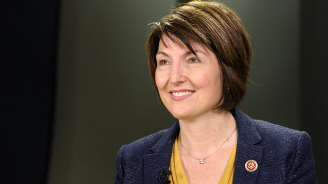 Rep. Cathy McMorris Rodgers, R-Wash., delivered the Republican response to the State of the Union Address on Jan. 28.