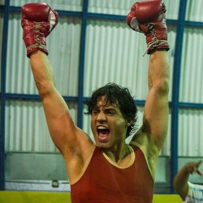 Edgar Ramirez plays boxer Roberto Duran in the biopic