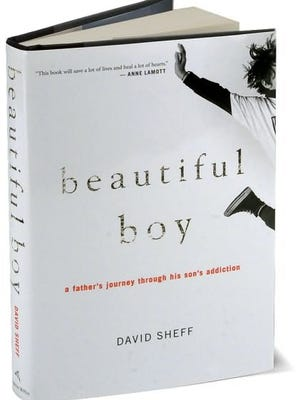 """""""Beautiful boy"""" by David Sheff was the selection for this year's Fox Cities Reads. Sheff will take part in the Fox Cities Book Festival."""