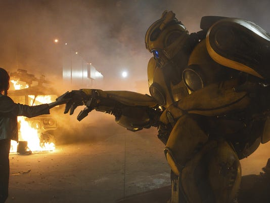 Film Review - Bumblebee